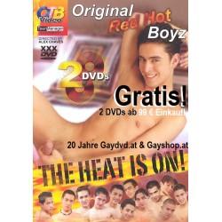2 STÜCK GRATIS DVDs ab 99 € Einkauf!  THE HEAT IS ON! WOLFIS BLUTJUNGE OTB BOYS!