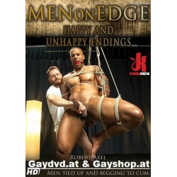 Happy and Unhappy Endings DVD Kink.com - Men on Edge
