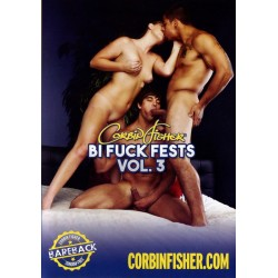 Bi Fuck Fests volume 3 DVD