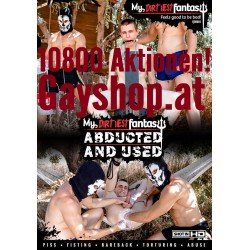 Abducted and Used DVD Faustfick junge Boys My Dirtiest Fantasy NEU u. zum 1/2 Preis! Neueröffnung Gaydvd.at!
