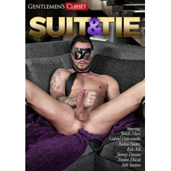 Suit & Tie DVD Gentlemen´s Closet