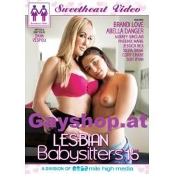 Lesbian Babysitters 15 DVD Sweetheart Video Gayshop.at mit 11300 DVDs! Hetero/Lesben!