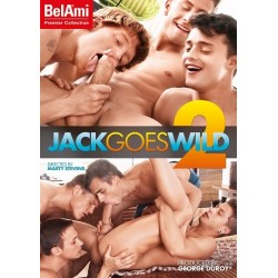 Jack Goes Wild 2 DVD Belami Bel Ami Bareback