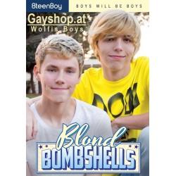 Blond Bombshells DVD Helix 8 Teen Boys Wolfis Tipp!