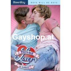 HX113 Teenage Lovers DVD 8 Teenboys Helix Young!