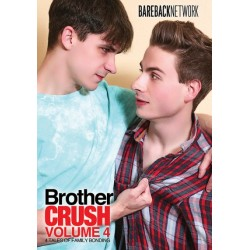 Brother Crush 4 DVD Bareback Network Wolfis süße Boys!