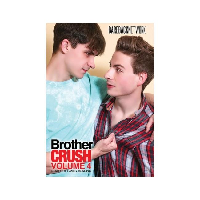 Brother Crush 4 DVD Bareback Network Wolfis süße Boys!