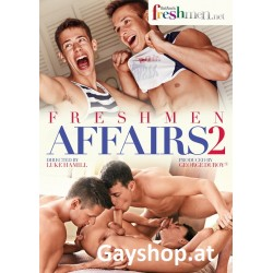 Freshmen Affairs 2 DVD Freshmen Dream BelAmi Boys!