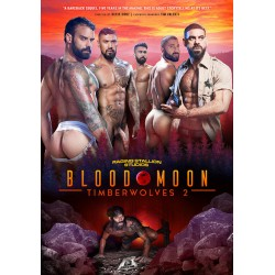 Blood Moon: Timberwolves 2 DVD Raging St. mit 199 min!