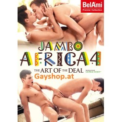 Jambo Africa 4 - The Art Of The Deal BelAmi DVD