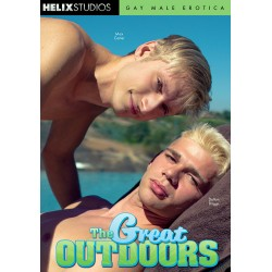 The Great Outdoors DVD Helix Studios Boys Blutjung