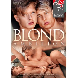Blond Ambition DVD Lukas Ridgeston Bareback