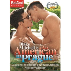 Blake Mitchell is an American in Prague DVD BelAmi
