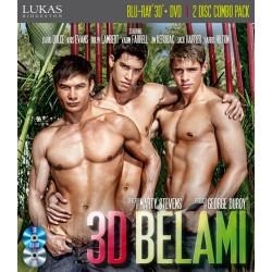 3D Bel Ami (Paketaktion) mit Kris Evans, Jack Harrer