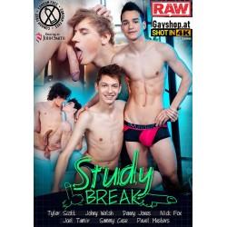 Study Break DVD Raw Boys 100 % Bareback!
