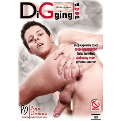 Digging Deep DVD Pepe Dreams SWEET BOYS!
