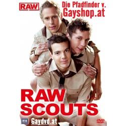 RAW SCOUTS DVD RAW GEILE PFADFINDER! AKTION!