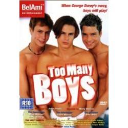 Too many boys DVD Belamishop Students AKTION!