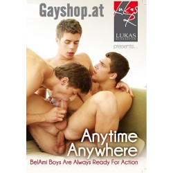 Anytime Anywhere DVD Lukas Ridgeston Bareback NEW!