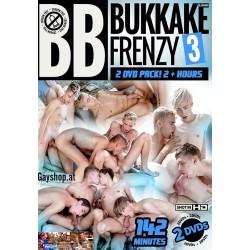 Bukkake Frenzy 3 DVD